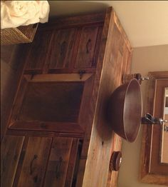 Bradley's Furniture Etc. - Rustic Bathroom Furniture and Accessories
