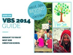 West Michigan VBS Roundup for 2014 is ready! http://grkids.com/grand-rapids-area-vacation-bible-school-vbs-round-up-2014/