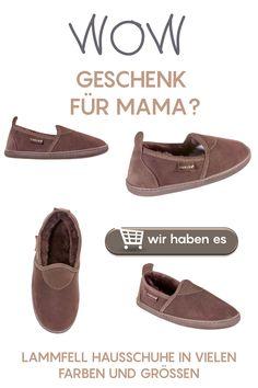 Hausschuhe Damen Pantoffeln Unisex Leder Naturprodukt Fester