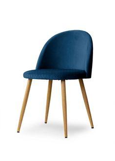 #homedecor #interiordesign #inspiration #chair #velvet #home #velvet Dining Chairs, Stool, Living Room, Interior Design, Metal, Inspiration, Decoration Design, Furniture, Velvet