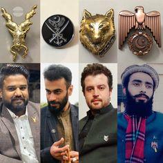 Saariya's Original Metal Accessories Whatsapp 03338345558 | Badges | Lapel pins Markhor Matt Golden Lapel pin 1900 Shaheen e Shah e Laulak Lapel pin 1500 Ghazi Khilji Wolf Badge 1700 Shaheen AlQuds Shareef Badge 1400 #Lapelpins #Souvenirs #Badges #Accessories #Tieclips #Markhor #Haider #ISI #Tattapani #PakistanArmy #Saariyas #PakArmy #MenAccessories #Cufflinks #Gifts #MenGifts #Scarfs #Pens #Lapelpin #Pakistan #Sherdils #PAF #PakistanNavy #Army #Airforce #Navy Pakistan Army, Pin Badges, Lapel Pins, Dog Tags, Air Force, Cufflinks, The Originals, Metal, Gifts
