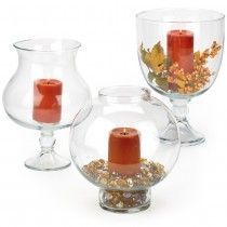 Save big on Hurricanes and Candleholders during our End of Summer Savings Sale going on now!