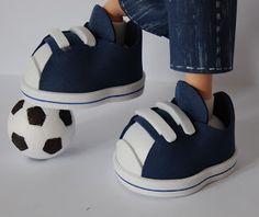 Aquí os dejo mas zapatos de mis fofuchas    Botitas bebé Telmo      Chanclas nadador      Zapatos Naira      Botitas gemelos bebes         P...