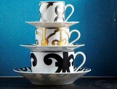 Image result for HERMÈS Tea Cup & Saucer Set