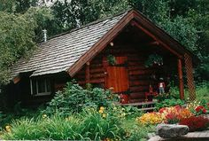 cabins and homesteads | Homestead Bed and Breakfast