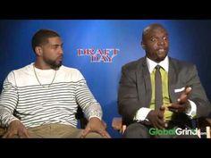 DRAFT DAY Interviews: Kevin Costner Talks Sports, Race & Whitney Houston