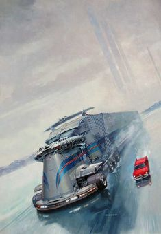 'Starriggers' by James Gurney