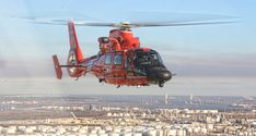 Coast Guard Helicopter Narrowly Avoids Drone Collision - KDRV