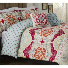 5-Piece Elliot Cotton Comforter Set & Reviews | Joss & Main