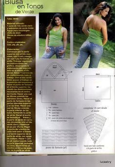Ganchillo y Croche Artes Manuales Ano2 №15 - Zoranna Dildah - Picasa Web Albums
