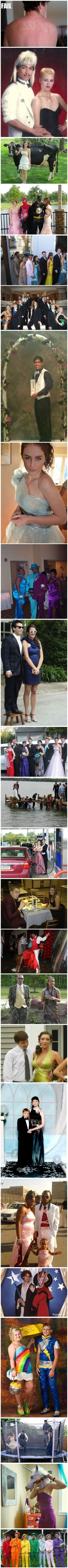 prom gone wrong. Why?