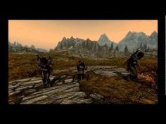 There is a mod for the PC version of Skyrim which makes the characters dance. Add 2011′s #1 dance hit, LMFAO's 'Party Rick Anthem' with 2011′s hottest video game and you have an instant viral hit.