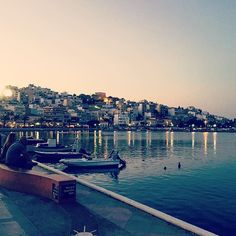 Little #port of #sitia #crete Crete, San Francisco Skyline, Travel, Instagram, Viajes, Destinations, Traveling, Trips