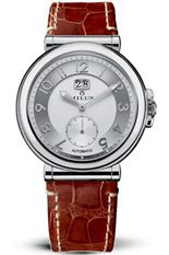Ceas MILUS - ZETIOS AUTOMATIC STEEL ZET002 Omega Watch, Steel, Watches, Accessories, Wrist Watches, Wristwatches, Tag Watches, Watch, Steel Grades