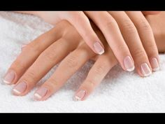 How to grow nails faster! DIY NAIL BALM - YouTube