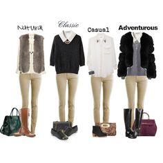 7 school uniform styles