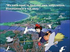 13 Memorable Quotes from Hayao Miyazaki Films by @Charity Scantlebury Scantlebury Temple
