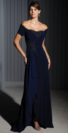 longhems.com long navy dress (22) #longdresses | Dresses & Skirts ...