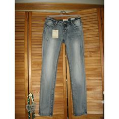 Classic Skinny Jeans These brand new Hint brand jeans are from Vanity. Features diamond rhinestone accents on back pockets. Keep in mind these are from Vanity and their sizes run different from other jean brands. Hint Jeans  Pants