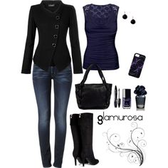 look by lihsofia on Polyvore