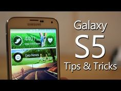 Best Galaxy S5 Tips and Tricks (Hidden features) - YouTube