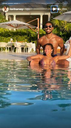 Micheal B Jordan, Malibu Beach House, Lori Harvey, Couples Vacation, Vacation Outfits, Romantic Gif, City Aesthetic, Couple Aesthetic, Romantic Vacations