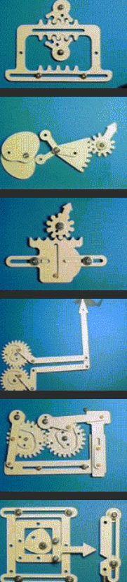 Cool lasercut Gears