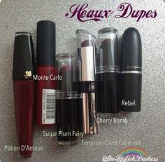 Mac heaux dupes