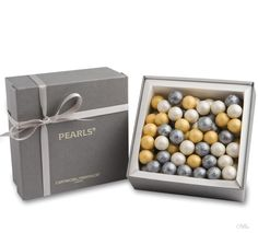 Chocolate Pearls / Artisan Du Chocolat