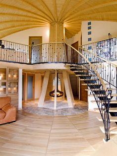 Maison bois par Domespace.