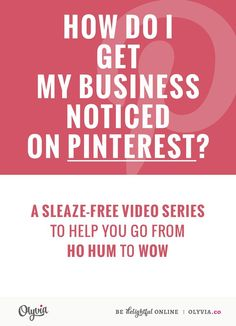 The new Pinterest Smart Feed means a new plan for pinning, but you can be a Pinterest Rockstar with this video tutorial. PLUS: A full a guide on how to set up and run a Promoted Pin (psst: you can even use it to grow your email list)!