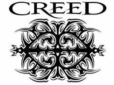 banda creed logo preto e branco - Pesquisa Google
