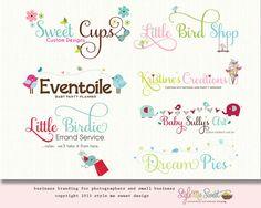 Custom Logo Small Business Logo Design Small Business Branding 1 Concept