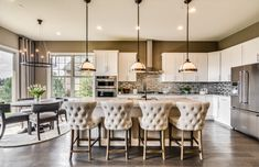 casual seating in the kitchen Remodeling, Decorating Ideas, Casual, Kitchen, Table, Furniture, Home Decor, Gourmet, Cooking