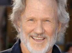 Kris Kristofferson - beautiful closeup