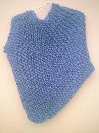 Resultado de imagem para receita de poncho de trico facil a7fd3468129