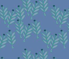 Juniper fabric by Anahata