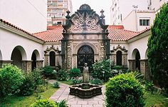 Villas, Palermo, Victoria Ocampo, House Styles, Cry, Home Decor, Santa Fe, Xmas, Monuments