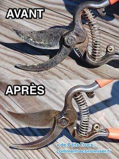 3 Astuces Super Efficaces Pour Éliminer la Rouille Facilement.