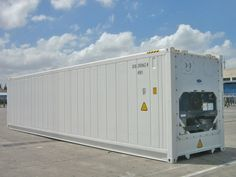 We have a range of Refrigerated Containers and Reefers for sale. contact our friendly container experts today.