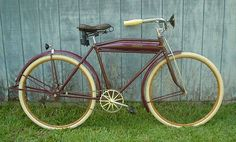 Indian Bicycle 1920's | Flickr - Photo Sharing!