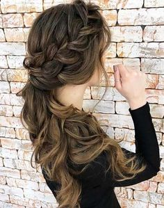 Ever Best Half Up Braided Hairstyles 2018 for Women
