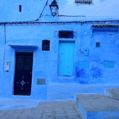 ひたすら青い街