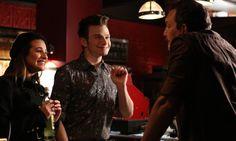 Kurt Hummel and Rachel Berry in The End Of Twerk