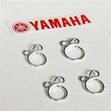 NEW yamaha xv xs xj rd rt1 Vacuum or Fuel ( 7mm ) HOSE CLAMP CLIP gas line carb