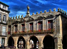 Guimaraes. Patrimonio UNESCO Sintra, Enjoy Portugal Cottages and Manor Houses Travel to Portugal Portugal Honeymoons