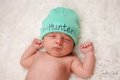 Aqua green newborn boy name hat.newborn baby boy hat.newborn boy green hat.baby boy arrow hat.newborn boy beanie.hospital hat.take home hat by TheNewBabyBoutique on Etsy https://www.etsy.com/au/listing/451865056/aqua-green-newborn-boy-name-hatnewborn