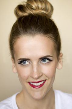#love the hair and makeup by steph blog...