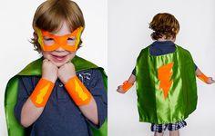super hero costumer inspiration