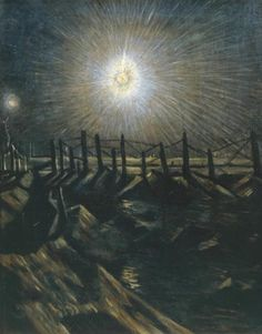 Christopher Nevison - A Star Shell